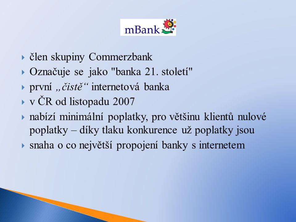 člen skupiny Commerzbank