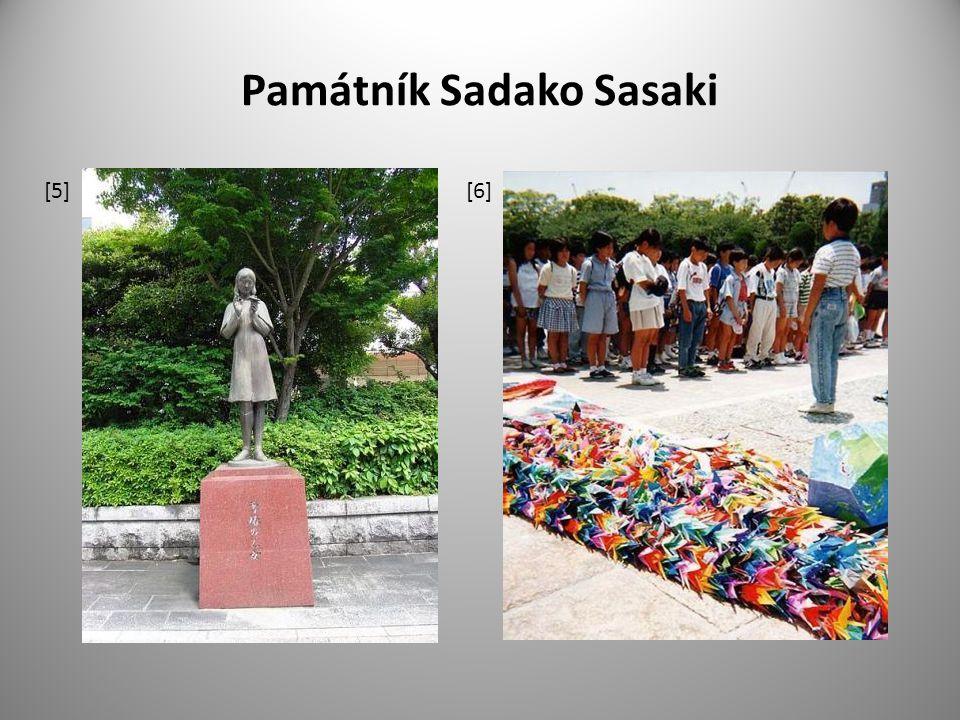 Památník Sadako Sasaki