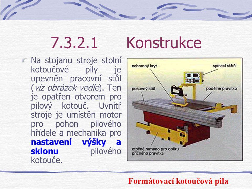 7.3.2.1 Konstrukce