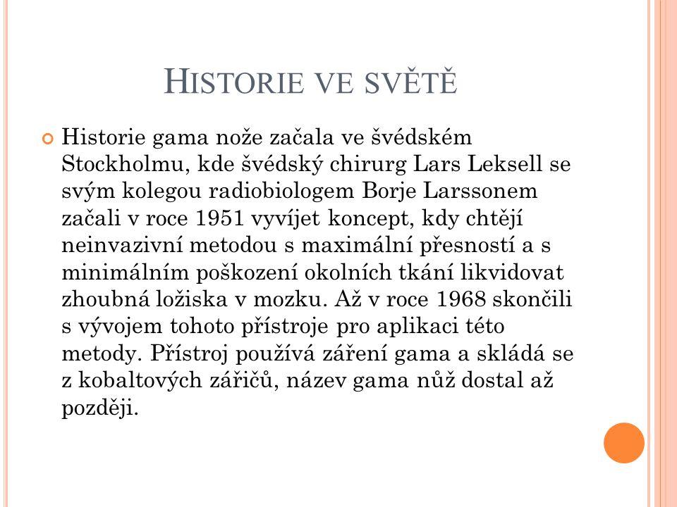 Historie ve světě