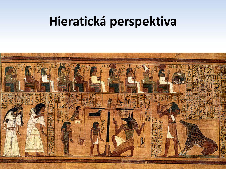 Hieratická perspektiva