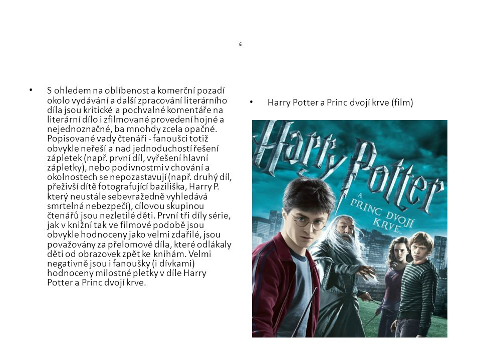 Harry Potter a Princ dvojí krve (film)