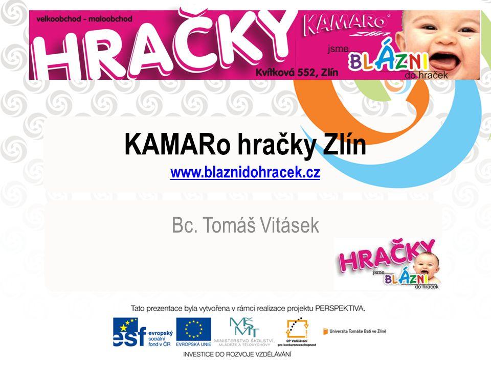KAMARo hračky Zlín www.blaznidohracek.cz