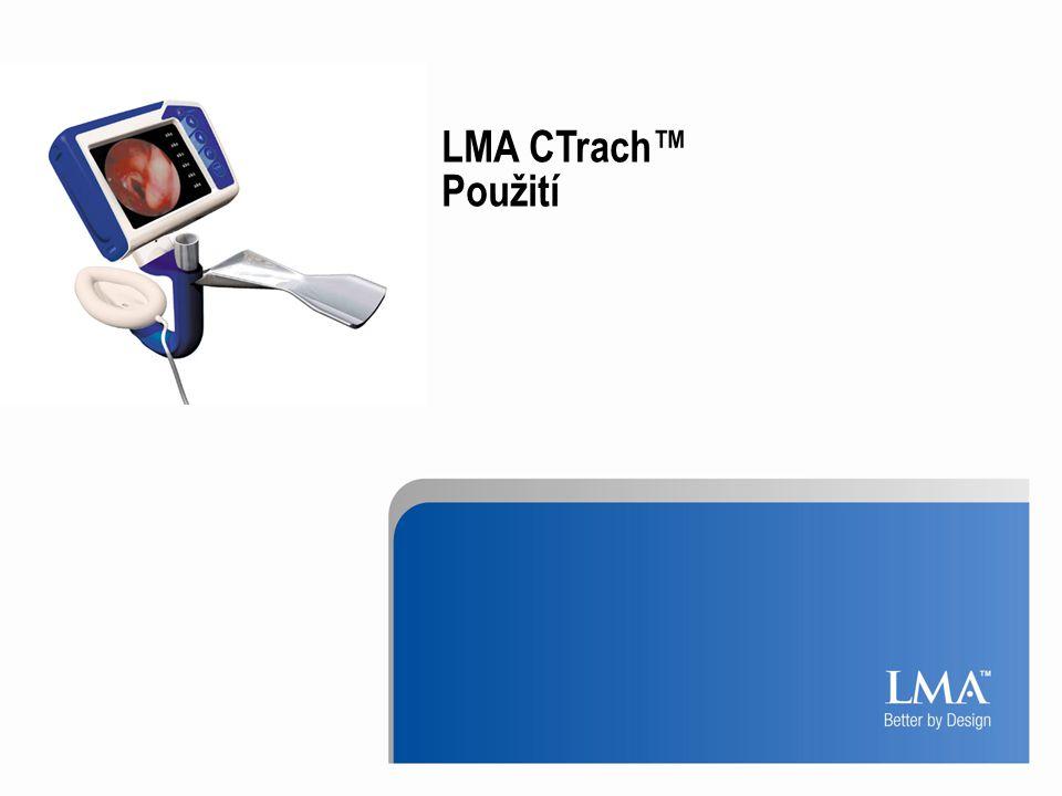 LMA CTrach™ Použití