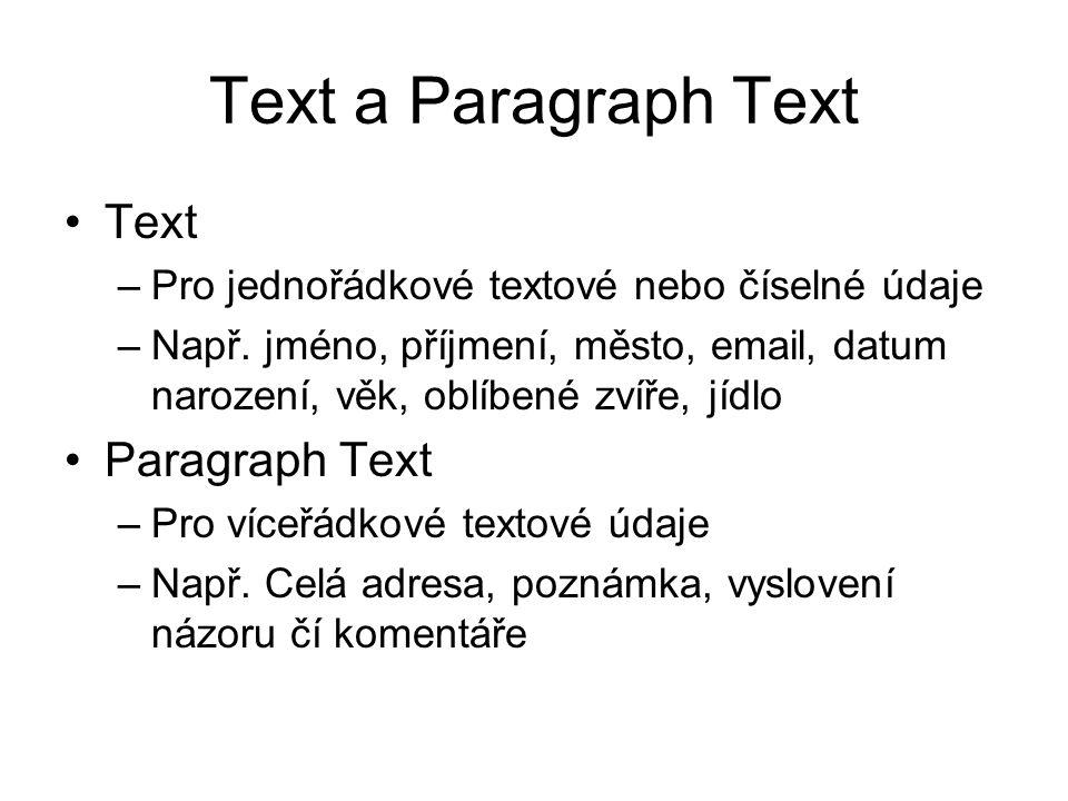 Text a Paragraph Text Text Paragraph Text