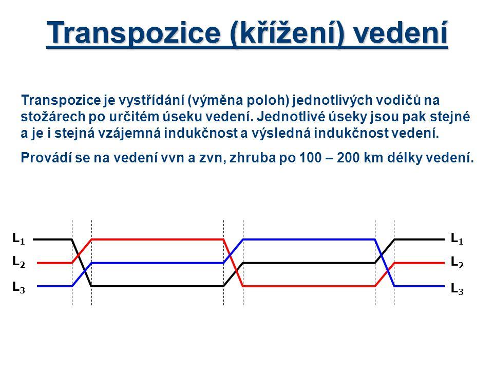 Transpozice (křížení) vedení