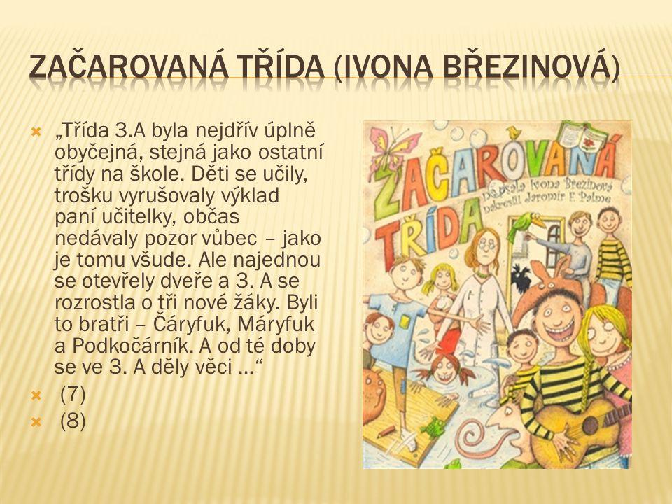 Začarovaná třída (Ivona Březinová)