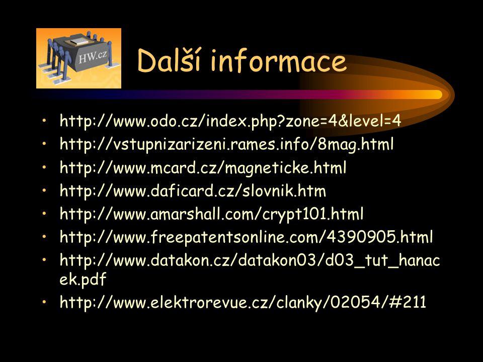 Další informace http://www.odo.cz/index.php zone=4&level=4