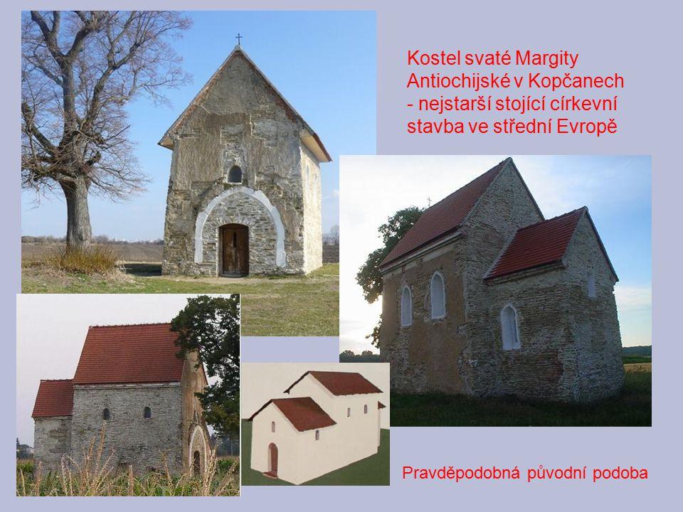 Kostel svaté Margity Antiochijské v Kopčanech