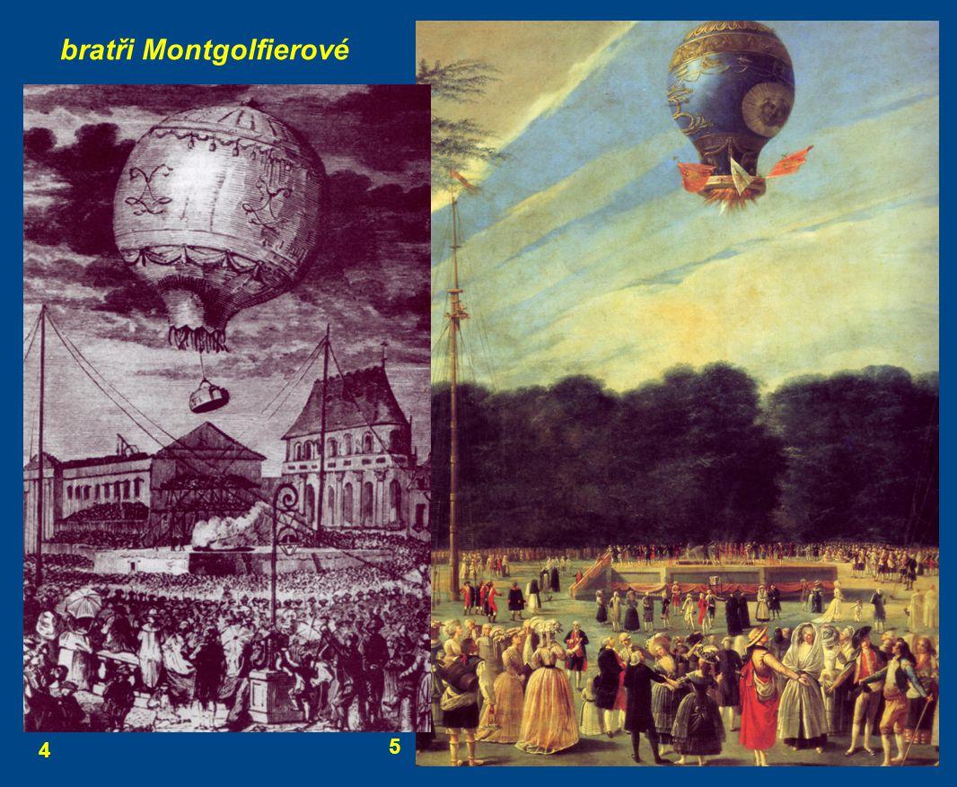 bratři Montgolfierové