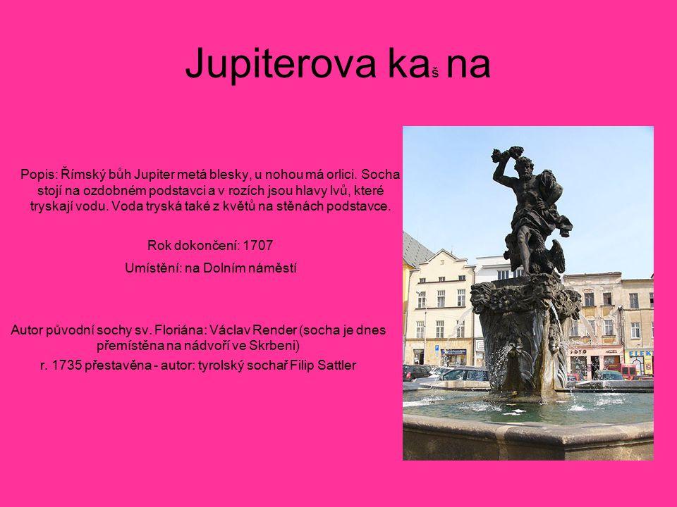 Jupiterova kaš na