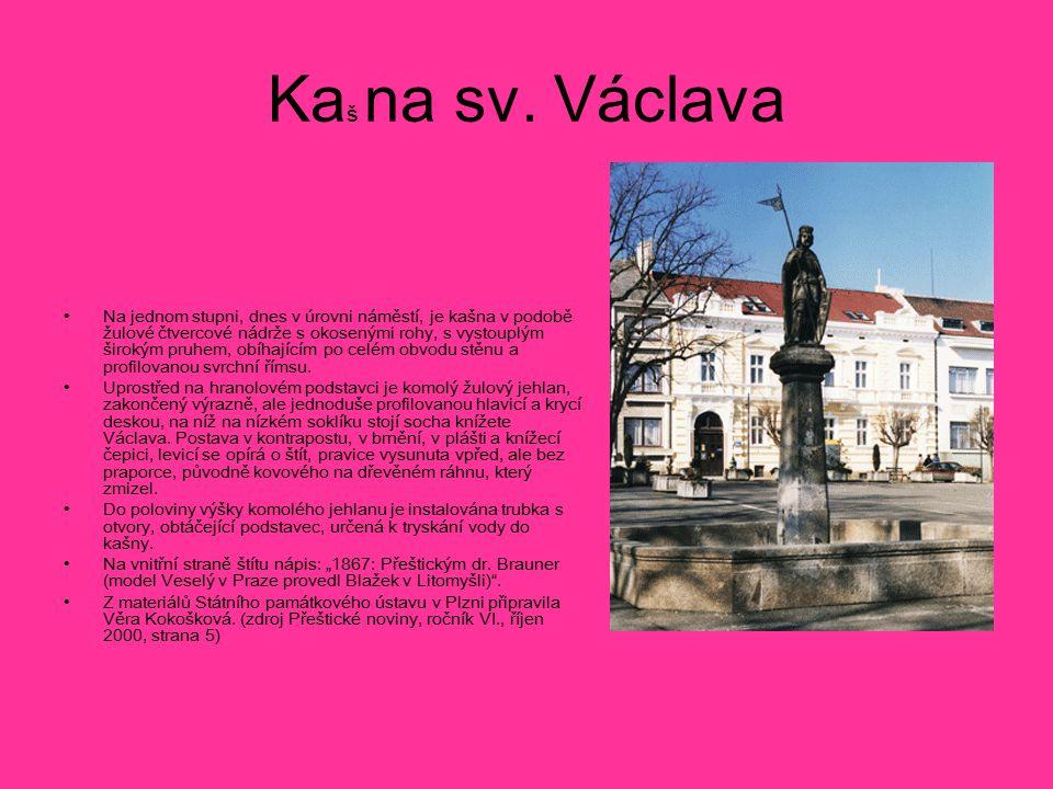 Kaš na sv. Václava