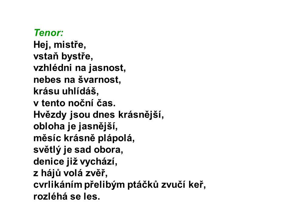 Tenor: