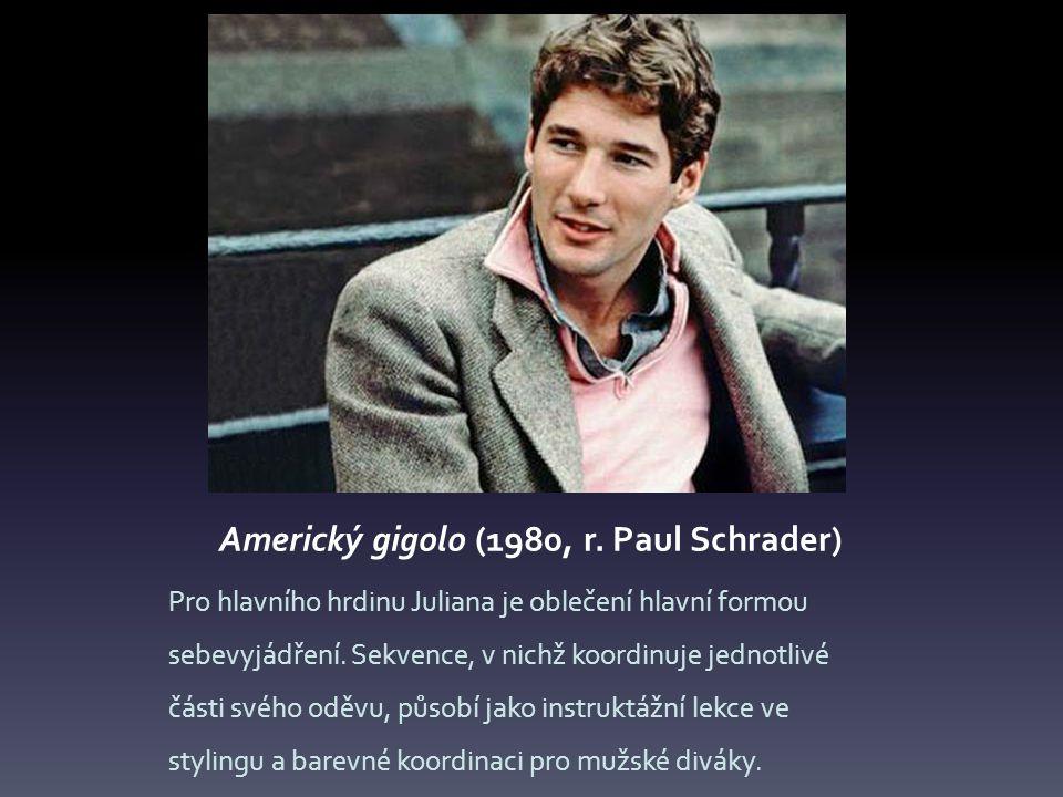 Americký gigolo (1980, r. Paul Schrader)