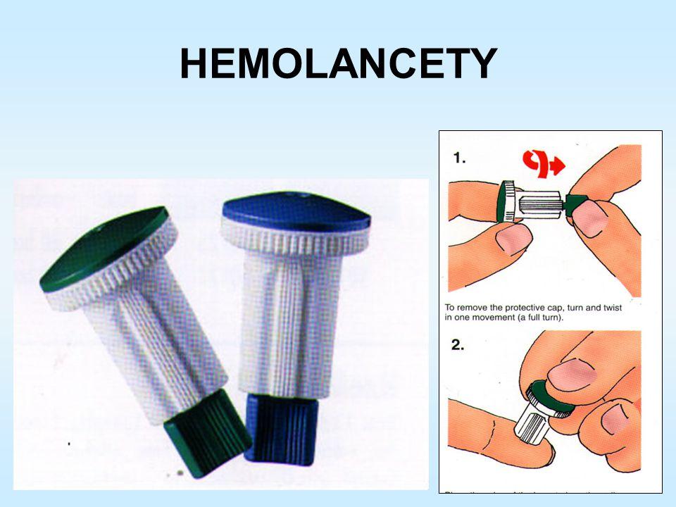 HEMOLANCETY