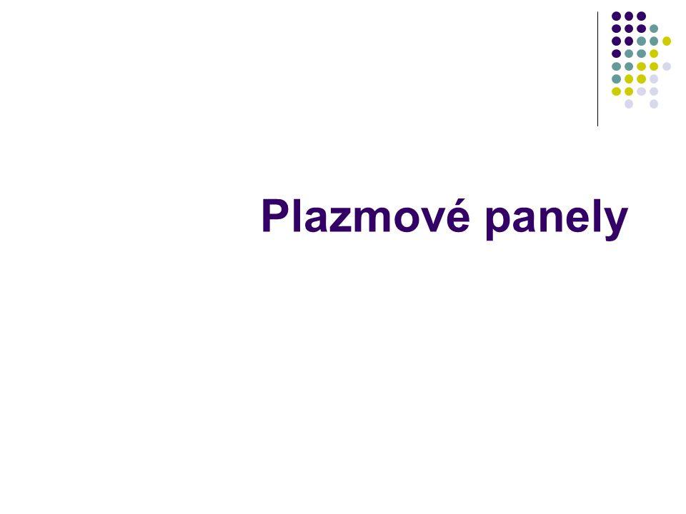 Plazmové panely