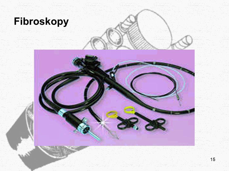 Fibroskopy