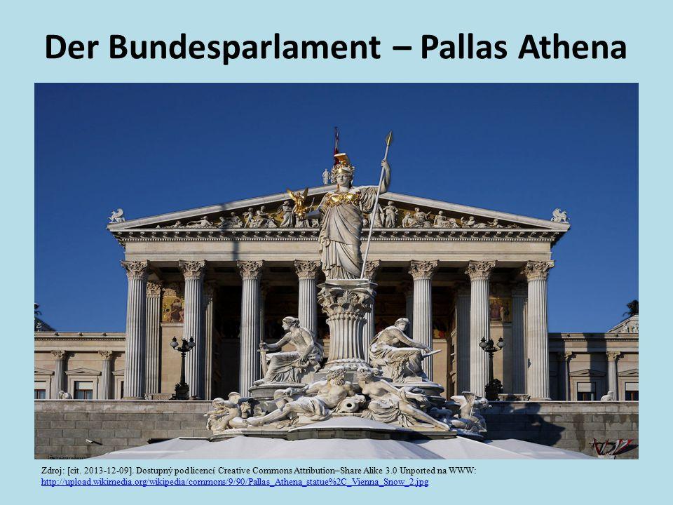 Der Bundesparlament – Pallas Athena