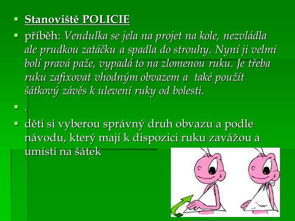 Stanoviště POLICIE