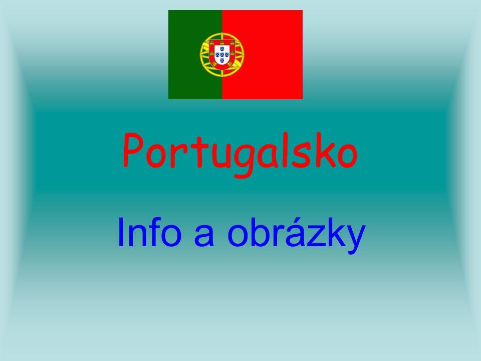 Portugalsko Info a obrázky