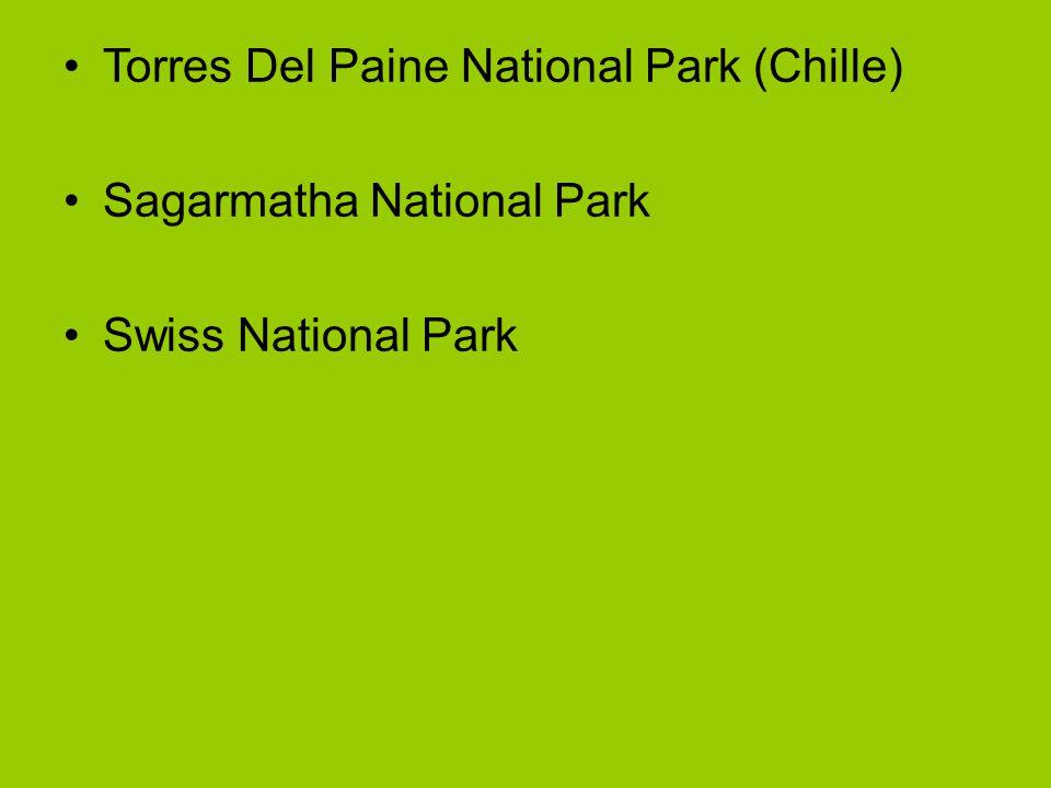 Torres Del Paine National Park (Chille)