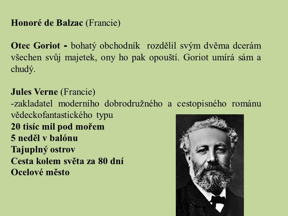 Honoré de Balzac (Francie)
