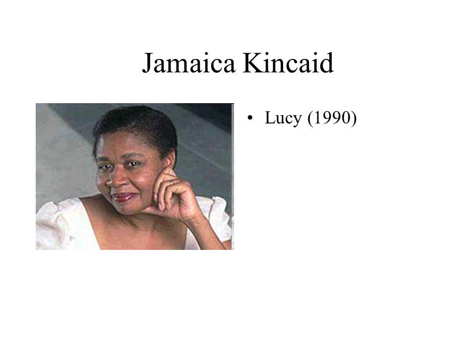 Jamaica Kincaid Lucy (1990)