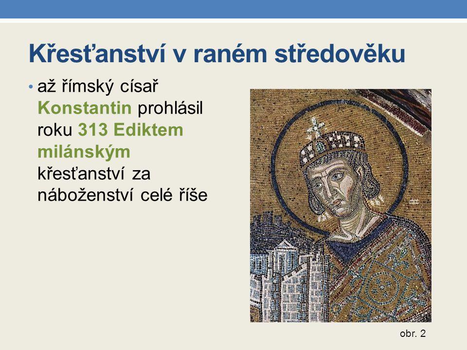 Křesťanství v raném středověku
