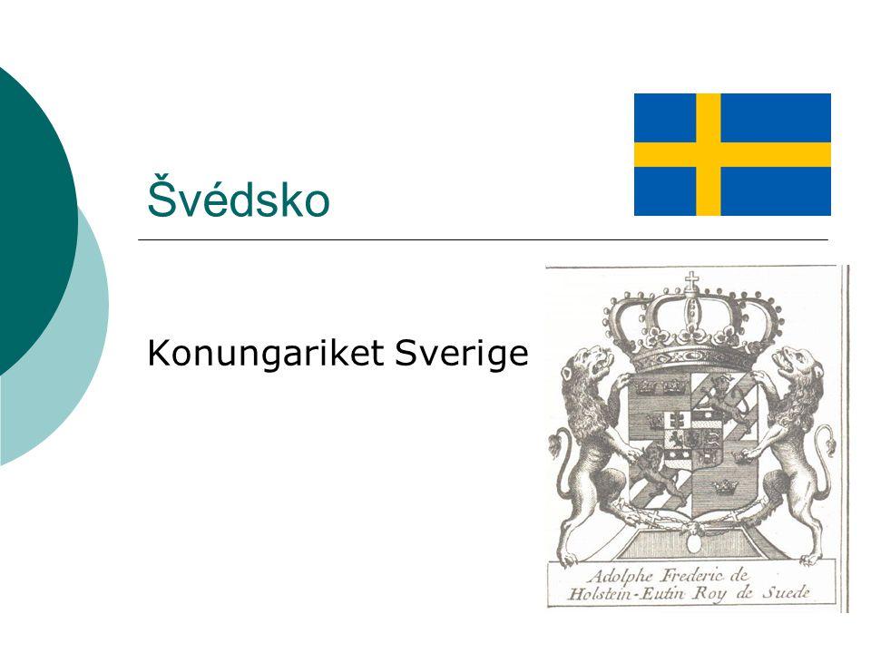 Švédsko Konungariket Sverige