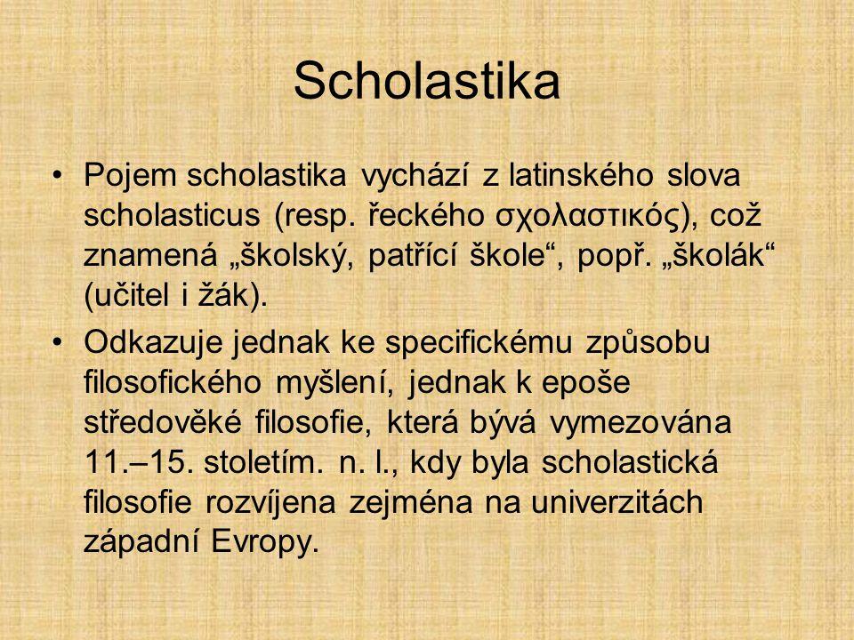 Scholastika