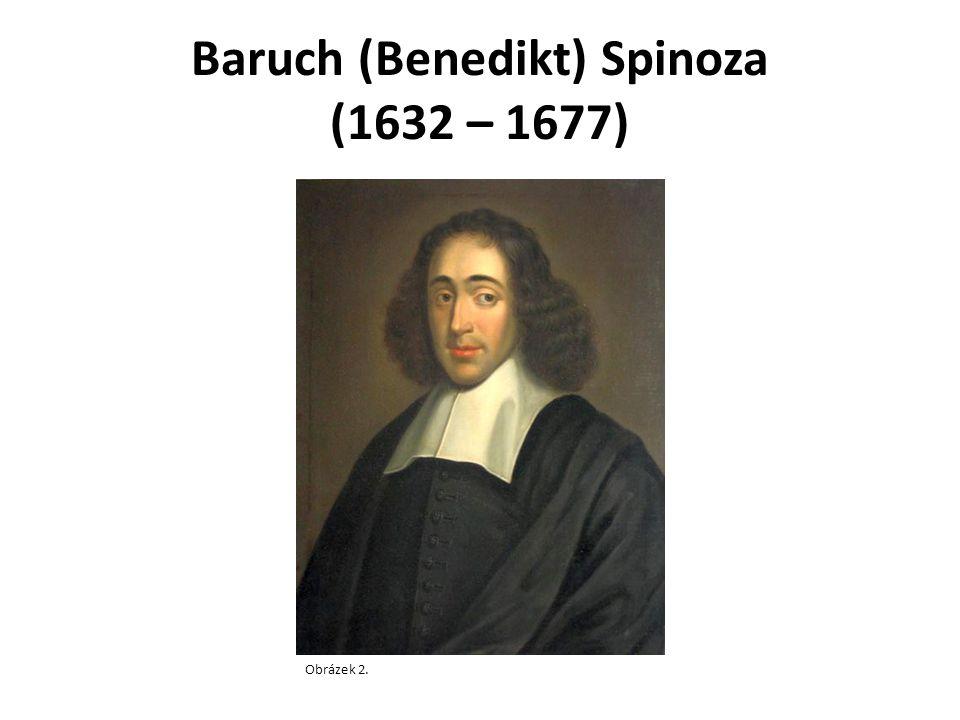 Baruch (Benedikt) Spinoza (1632 – 1677)