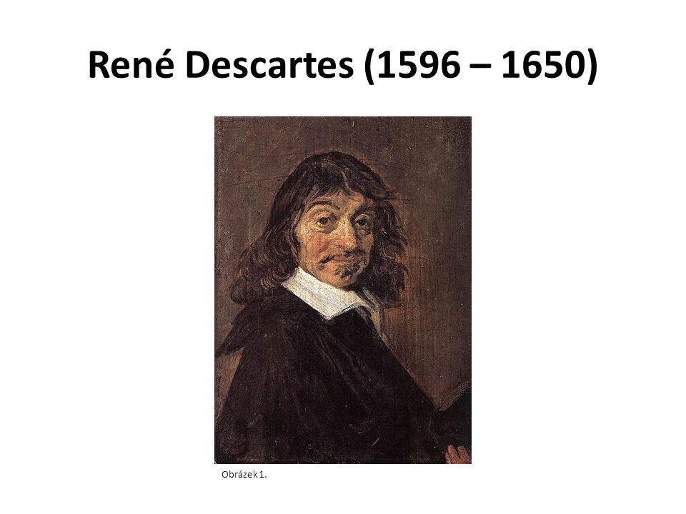 René Descartes (1596 – 1650) Obrázek 1.