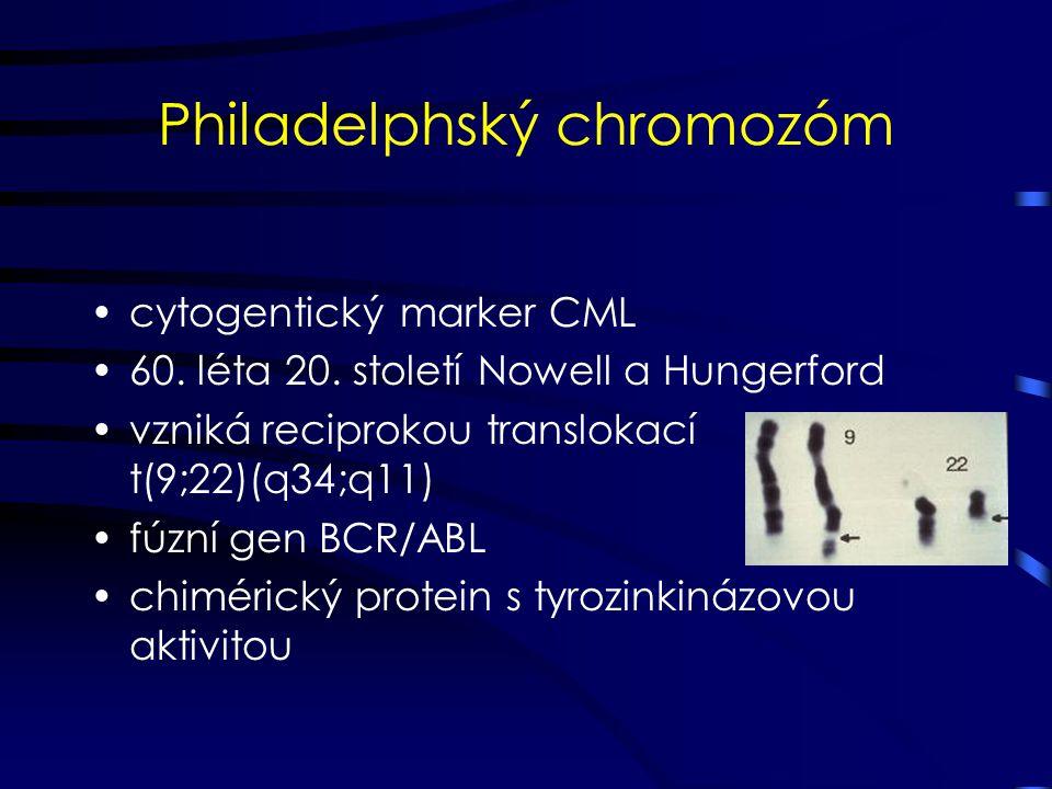 Philadelphský chromozóm