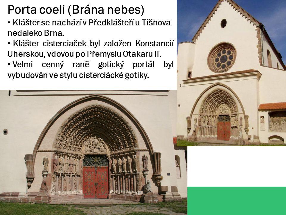 Porta coeli (Brána nebes)