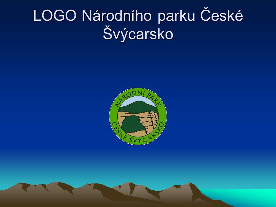 LOGO Národního parku České Švýcarsko