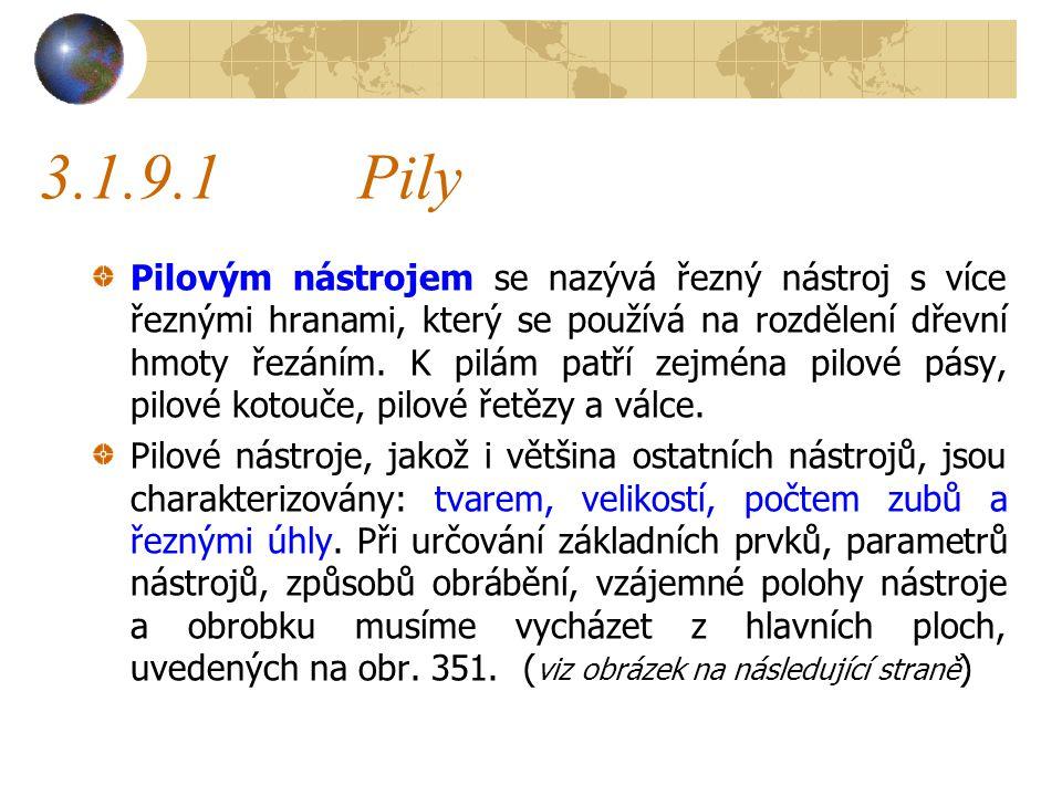 3.1.9.1 Pily