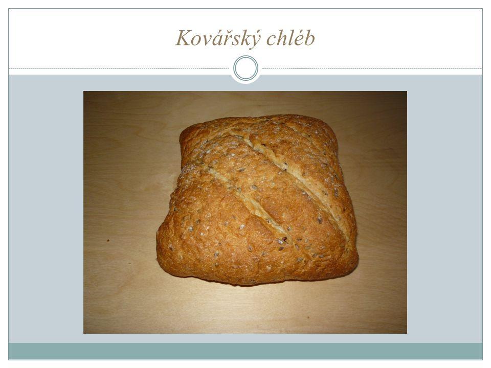 Kovářský chléb