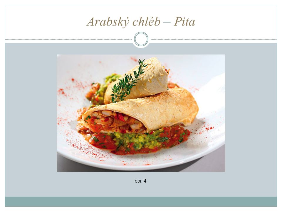 Arabský chléb – Pita obr. 4