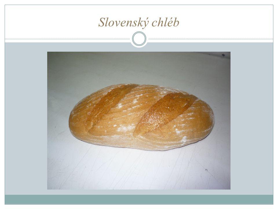 Slovenský chléb