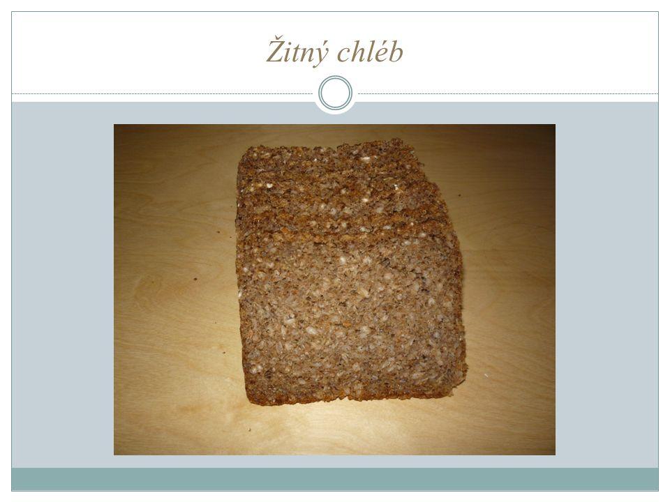 Žitný chléb