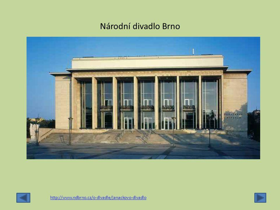 Národní divadlo Brno http://www.ndbrno.cz/o-divadle/janackovo-divadlo