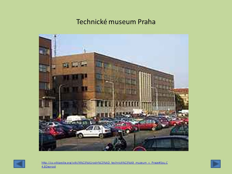 Technické museum Praha