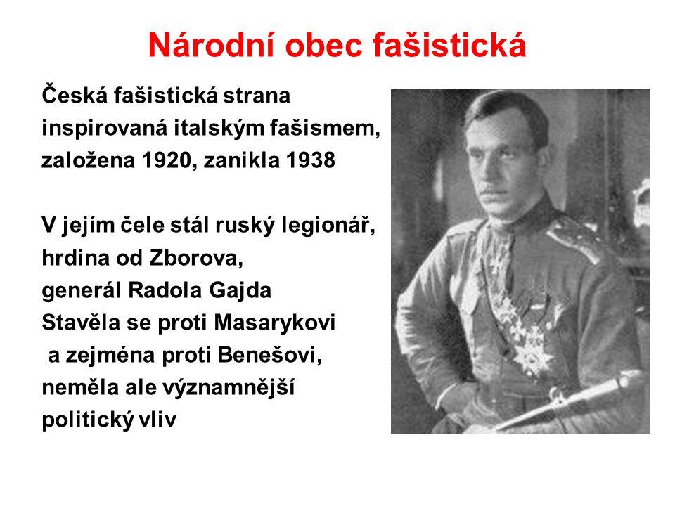Národní obec fašistická