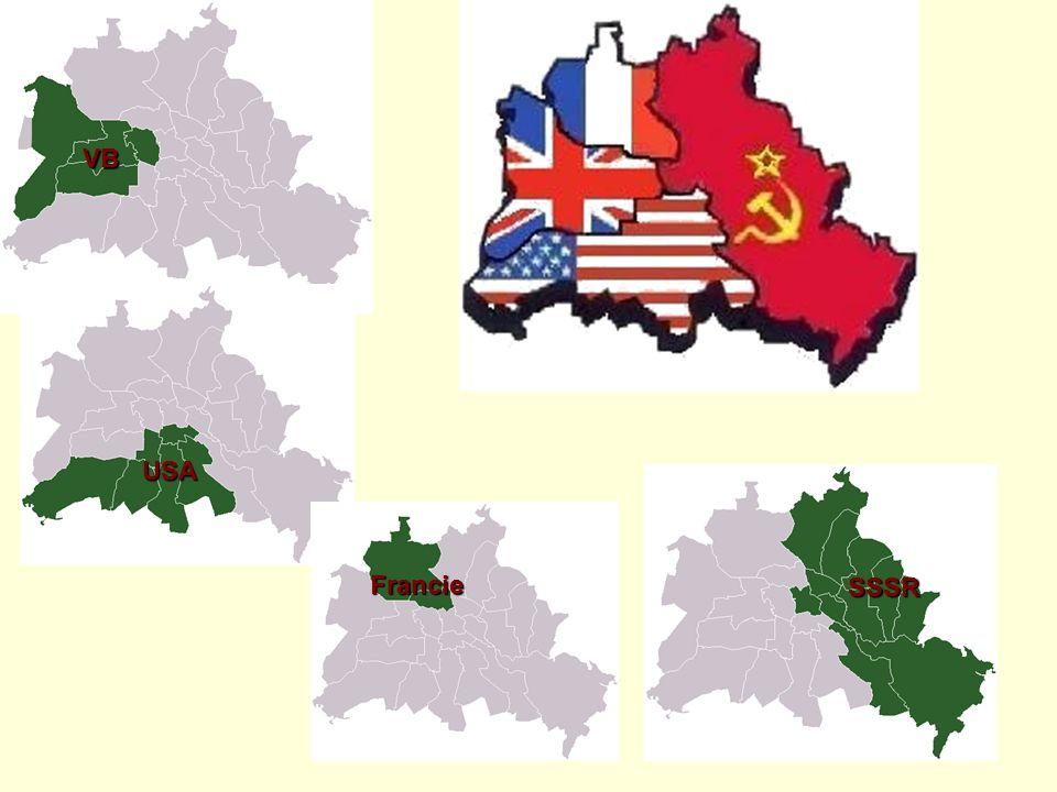 VB USA Francie SSSR