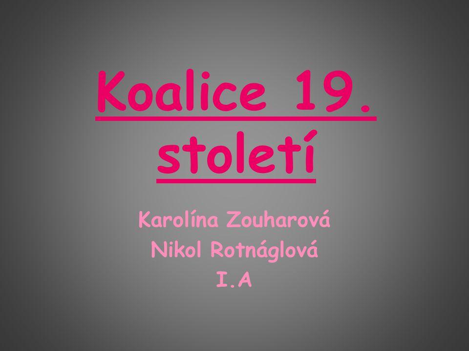 Karolína Zouharová Nikol Rotnáglová I.A