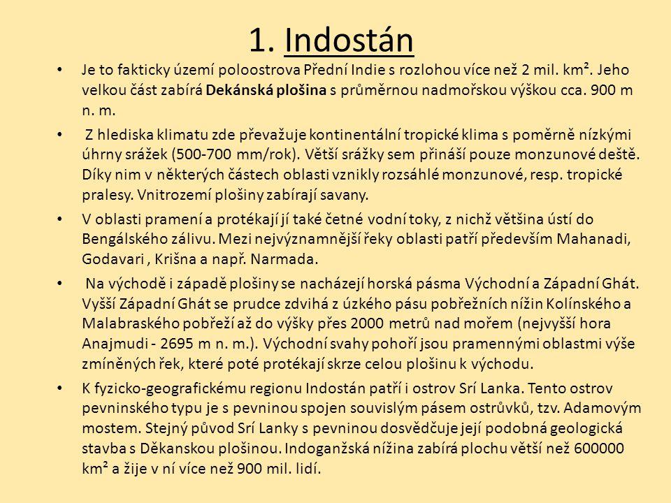 1. Indostán