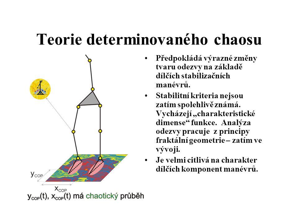 Teorie determinovaného chaosu