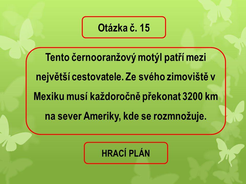 Otázka č. 15
