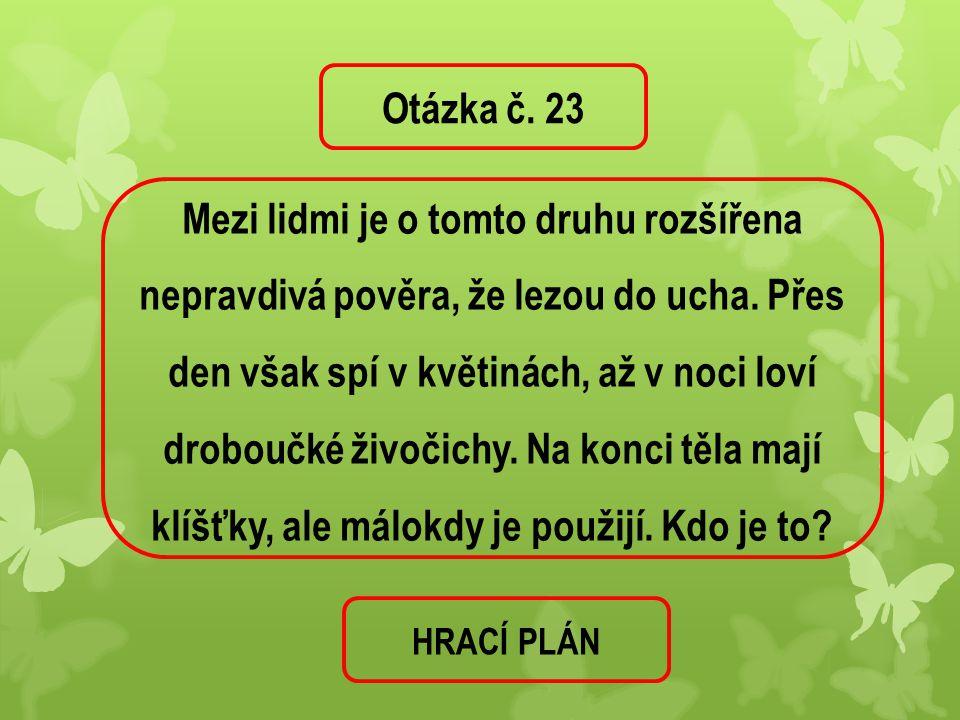 Otázka č. 23