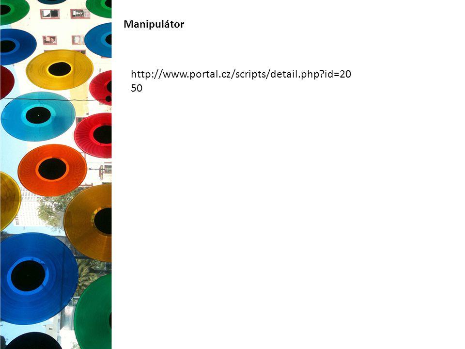 Manipulátor http://www.portal.cz/scripts/detail.php id=2050